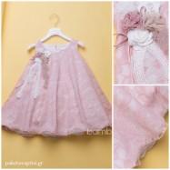 Βαπτιστικό Φόρεμα Dolce Bambini 372-8