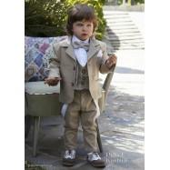 Βαπτιστικό Κοστούμι για Αγόρια Dolce Bambini 2523