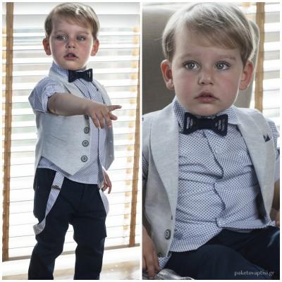 Βαπτιστικό Ρούχο για Αγόρια Dolce Bambini 2531