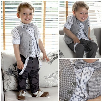 Βαπτιστικό Ρούχο για Αγόρια Dolce Bambini 2559