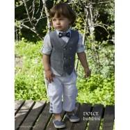 Βαπτιστικό Ρούχο για Αγόρια Dolce Bambini 2562
