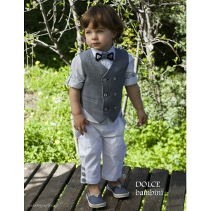 21e3a7cc203 Βαπτιστικό Ρούχο για Αγόρια Dolce Bambini 2562