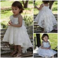 Βαπτιστικό Φόρεμα Dolce Bambini 307-1