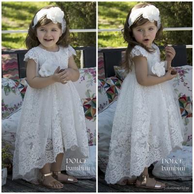 Βαπτιστικό Φόρεμα Dolce Bambini 401-1