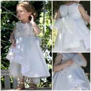 Βαπτιστικό Φόρεμα Dolce Bambini 402-1