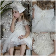Βαπτιστικό Φόρεμα Dolce Bambini 405-1