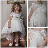 Βαπτιστικό Φόρεμα Dolce Bambini 406-1