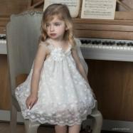 Βαπτιστικό Φόρεμα Dolce Bambini 452-5