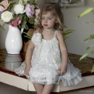 Βαπτιστικό Φόρεμα Dolce Bambini 472-1