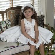 Βαπτιστικό Φόρεμα Dolce Bambini 476-1