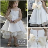 Βαπτιστικό Φόρεμα Dolce Bambini 482-5