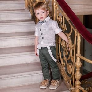 Βαπτιστικό Κοστούμι για Αγόρια Dolce Bambini 3009