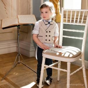 Βαπτιστικό Κοστούμι για Αγόρια Dolce Bambini 3017