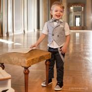 Βαπτιστικό Κοστούμι για Αγόρια Dolce Bambini 3021
