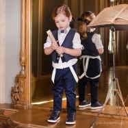 Βαπτιστικό Κοστούμι για Αγόρια Dolce Bambini 3023