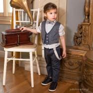 Βαπτιστικό Κοστούμι για Αγόρια Dolce Bambini 3024