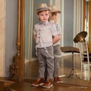Βαπτιστικό Κοστούμι για Αγόρια Dolce Bambini 3026