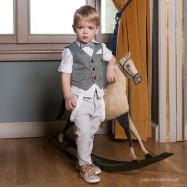 Βαπτιστικό Κοστούμι για Αγόρια Dolce Bambini 3027