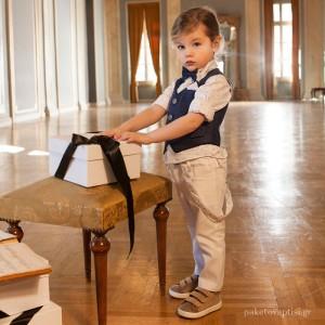 Βαπτιστικό Κοστούμι για Αγόρια Dolce Bambini 3030