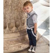Βαπτιστικό Κοστούμι για Αγόρια Dolce Bambini 3033