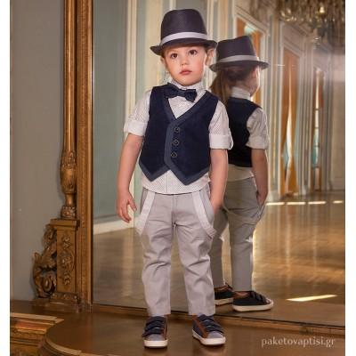 Βαπτιστικό Κοστούμι για Αγόρια Dolce Bambini 3034