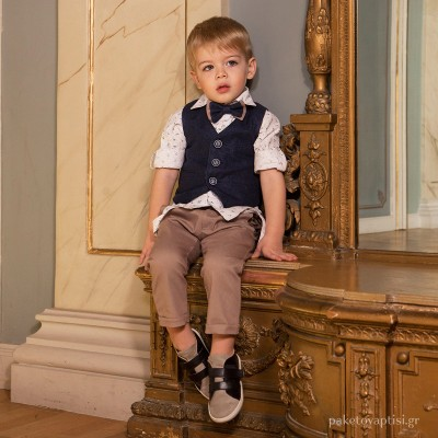 Βαπτιστικό Κοστούμι για Αγόρια Dolce Bambini 3035