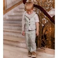 Βαπτιστικό Κοστούμι για Αγόρια Dolce Bambini 3047