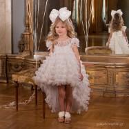 Βαπτιστικό Φόρεμα Dolce Bambini 6004