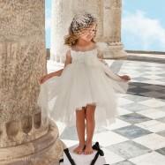 Βαπτιστικό Φόρεμα Dolce Bambini 6005