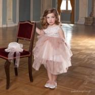 Βαπτιστικό Φόρεμα Σάπιο Μήλο Dolce Bambini 6008
