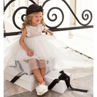 Βαπτιστικό Φόρεμα Ιβουάρ Dolce Bambini 6008