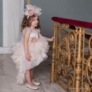 Βαπτιστικό Φόρεμα Dolce Bambini 6014