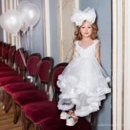 Βαπτιστικό Φόρεμα Dolce Bambini 6020