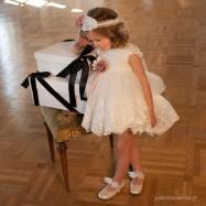 Βαπτιστικό Φόρεμα Dolce Bambini 6023