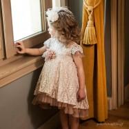 Βαπτιστικό Φόρεμα Dolce Bambini 6032