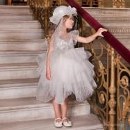 Βαπτιστικό Φόρεμα Dolce Bambini 6034