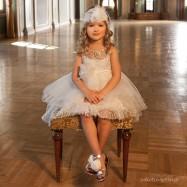 Βαπτιστικό Φόρεμα Dolce Bambini 6036