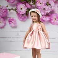 Βαπτιστικό Φόρεμα Σάπιο Μήλο Mi Chiamo Κ4151