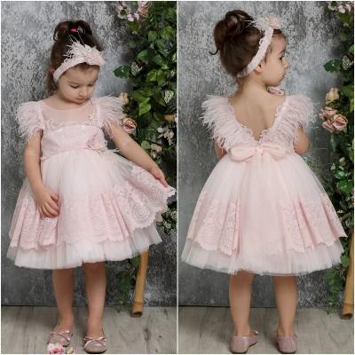 Βαπτιστικό Φόρεμα Σάπιο Μήλο Mi Chiamo K4322