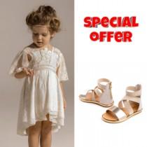 Βάπτιση Κοριτσιού Σετ Ρούχο + Παπούτσια Βάπτισης για Κορίτσι (9)