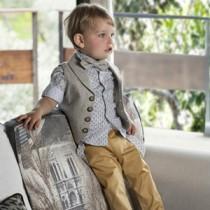 Βάπτιση Αγοριού Βαπτιστικά Pούχα για Αγόρι   (211)