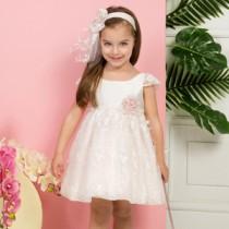 Βαπτιστικά Pούχα για Κορίτσι