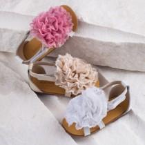 Βάπτιση Κοριτσιού Βαπτιστικά Παπούτσια για Κορίτσι (98)