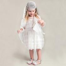 Βάπτιση Κοριτσιού Βαπτιστικά Pούχα για Κορίτσι (210)